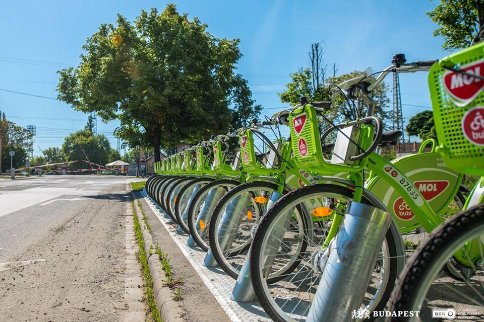 Govt Spox: Suspension of Budapest Bike Sharing Service 'Not Timely' post's picture