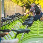 MOL Bubi Bike-sharing Hits New Record