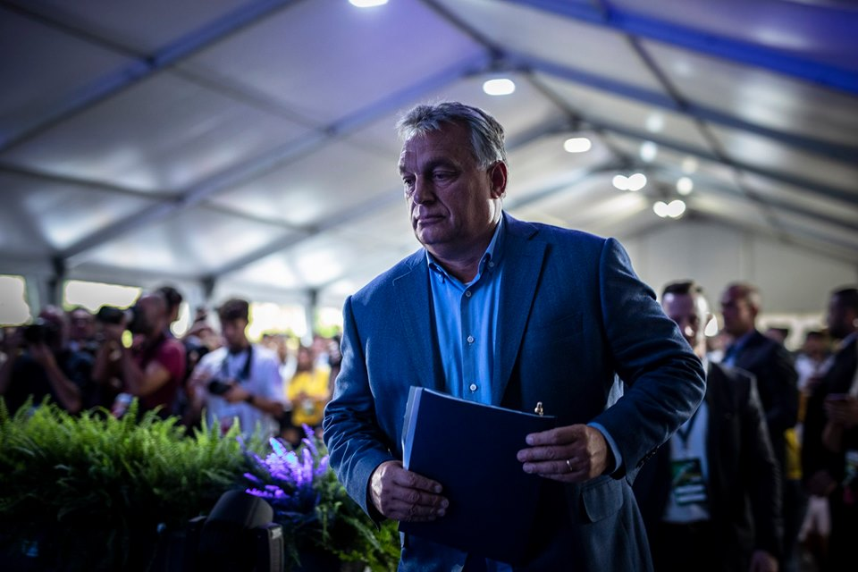 Orbán: New Italian Government Appointed but Not Elected post's picture