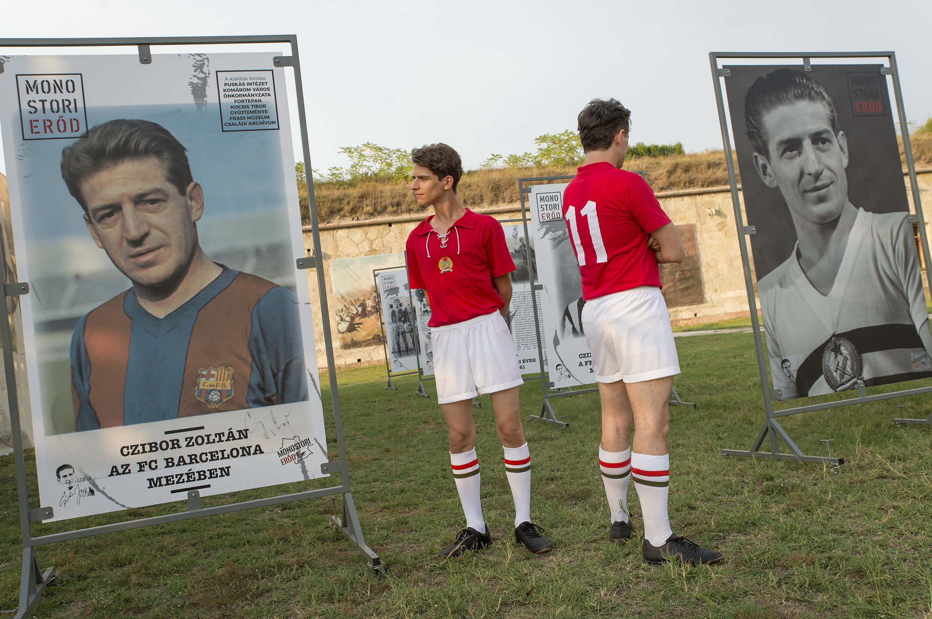 Memorial Year of Golden Team Member and Barcelona Star Czibor Opens post's picture