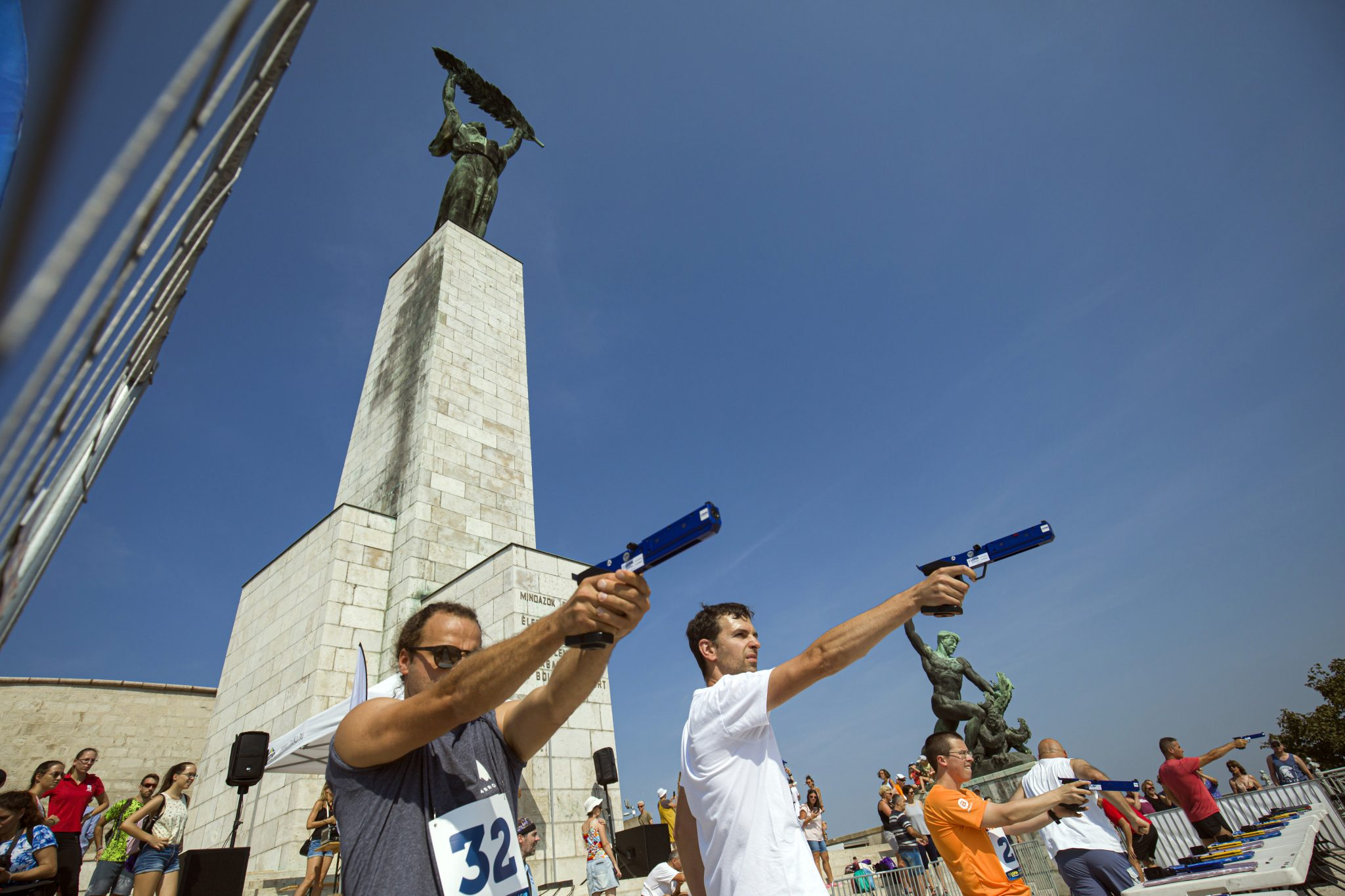 3,000 Participants as BudapestStreets Turn into a Sports Center post's picture