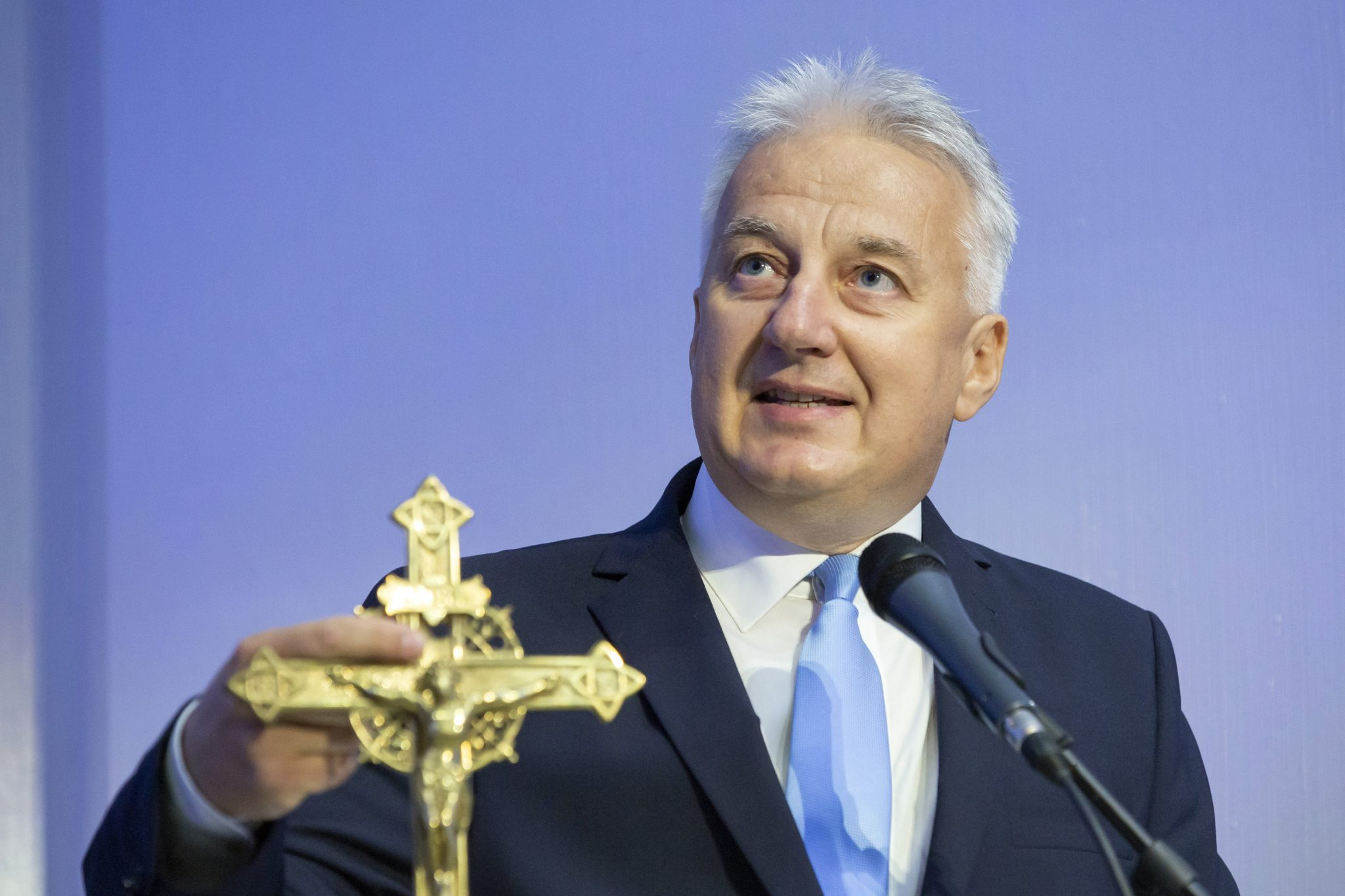 Hungarian Churches Will Not Be Turned into Malls, Mosques, says Deputy PM Semjén