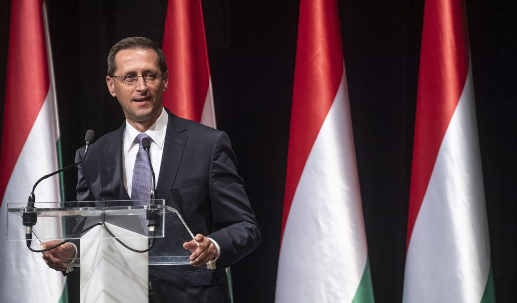 Finance Minister Praises State of Press Freedom in Hungary post's picture