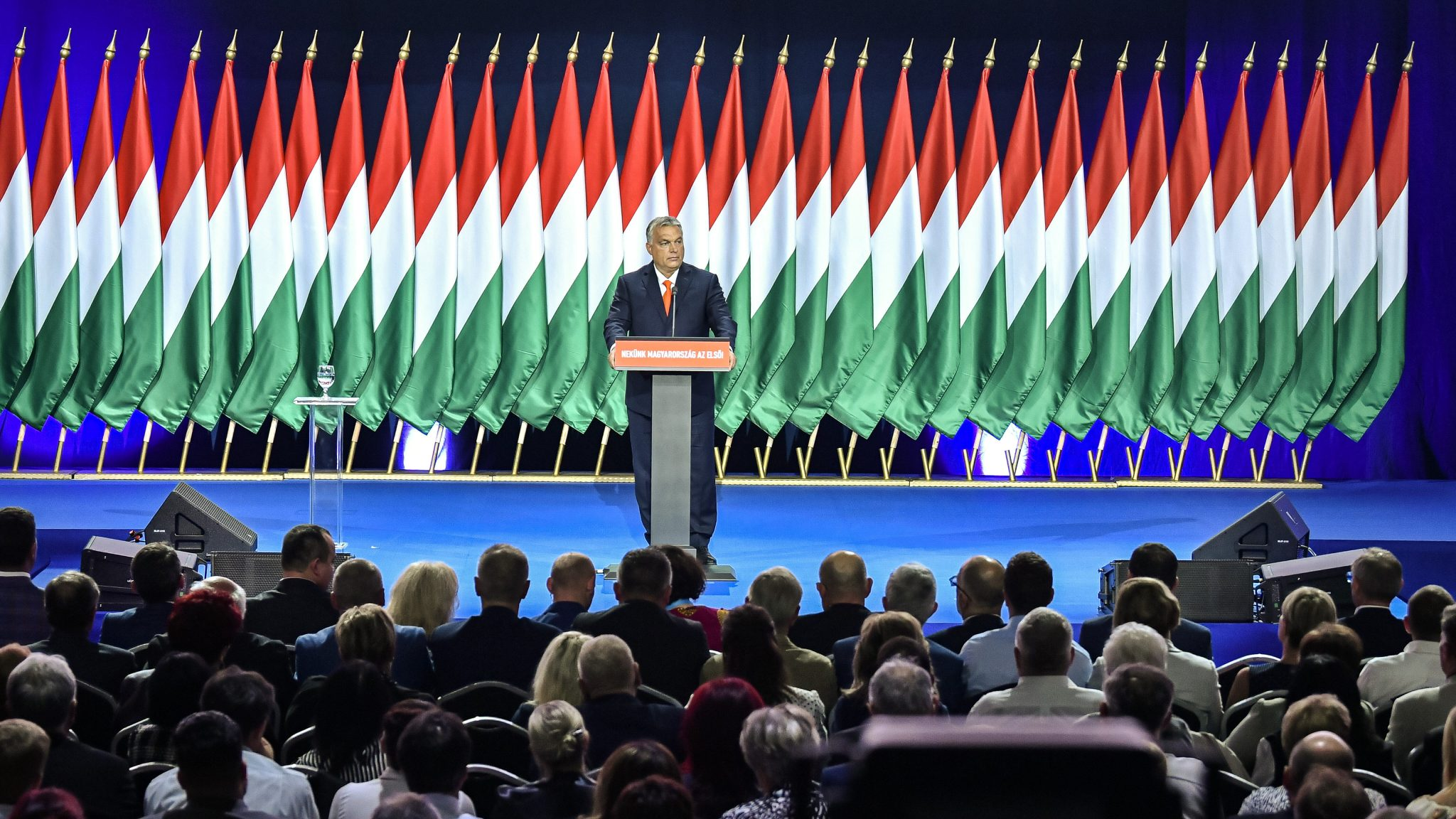 Orbán: 'Agreement between Two Parts of Europe Conditional on the West'