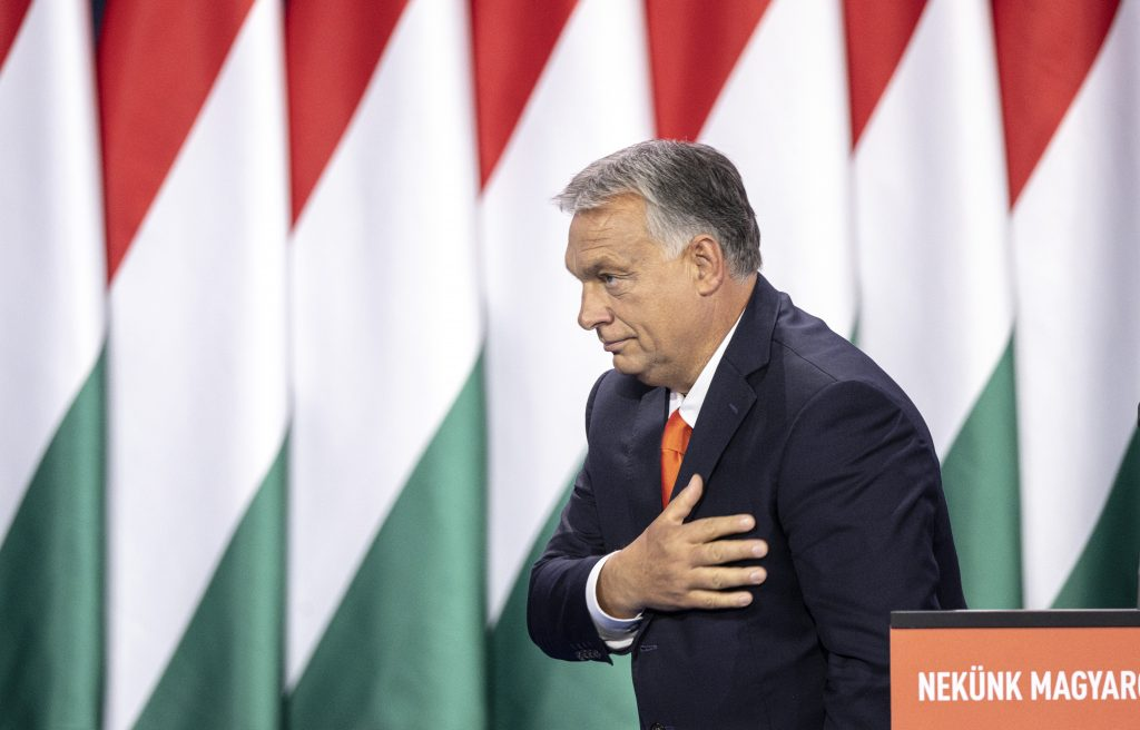 Fidesz Reelects Orbán as Party Leader post's picture