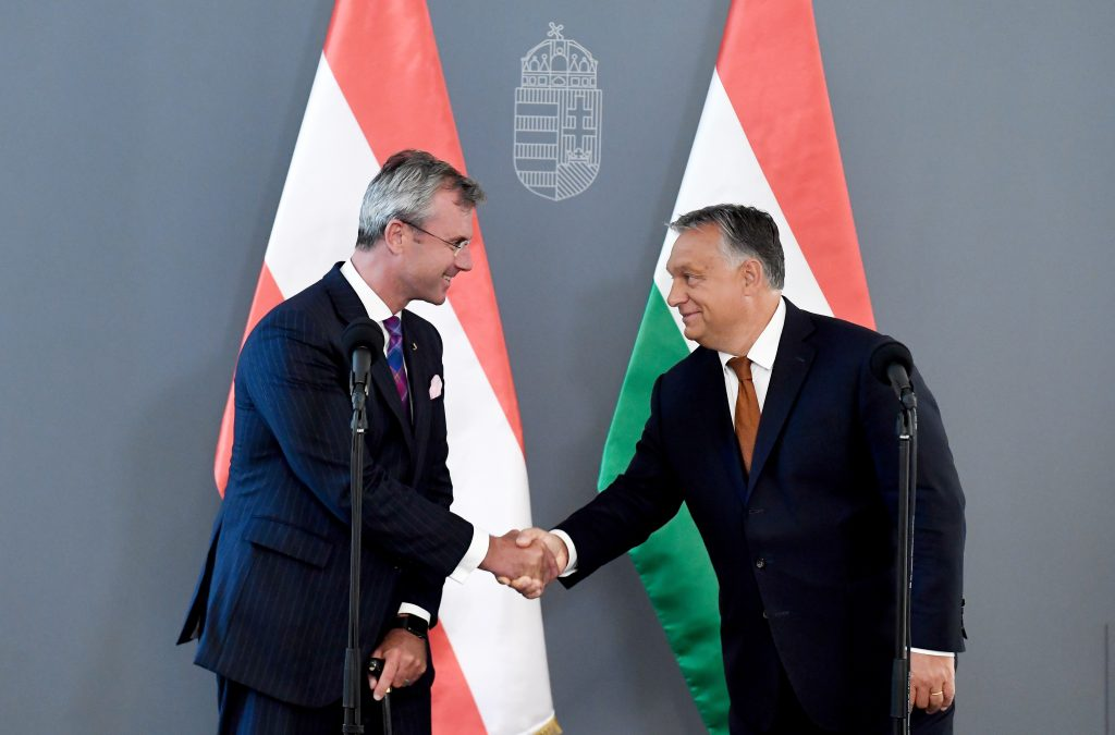 Orbán Hopes Austria Will Have 'Stable Government that Rejects Political Islam' post's picture