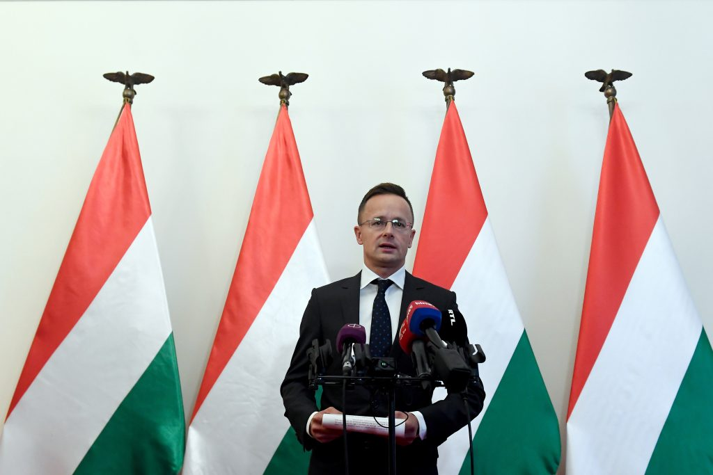 Szijjártó in Netherlands: Hungary Rejects All Criticisms over Rule of Law post's picture