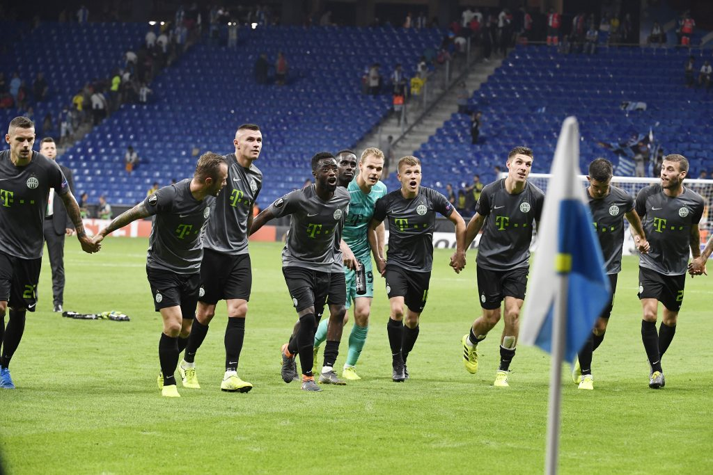 Ferencváros Returns to Europe with Surprise Draw in Spain post's picture