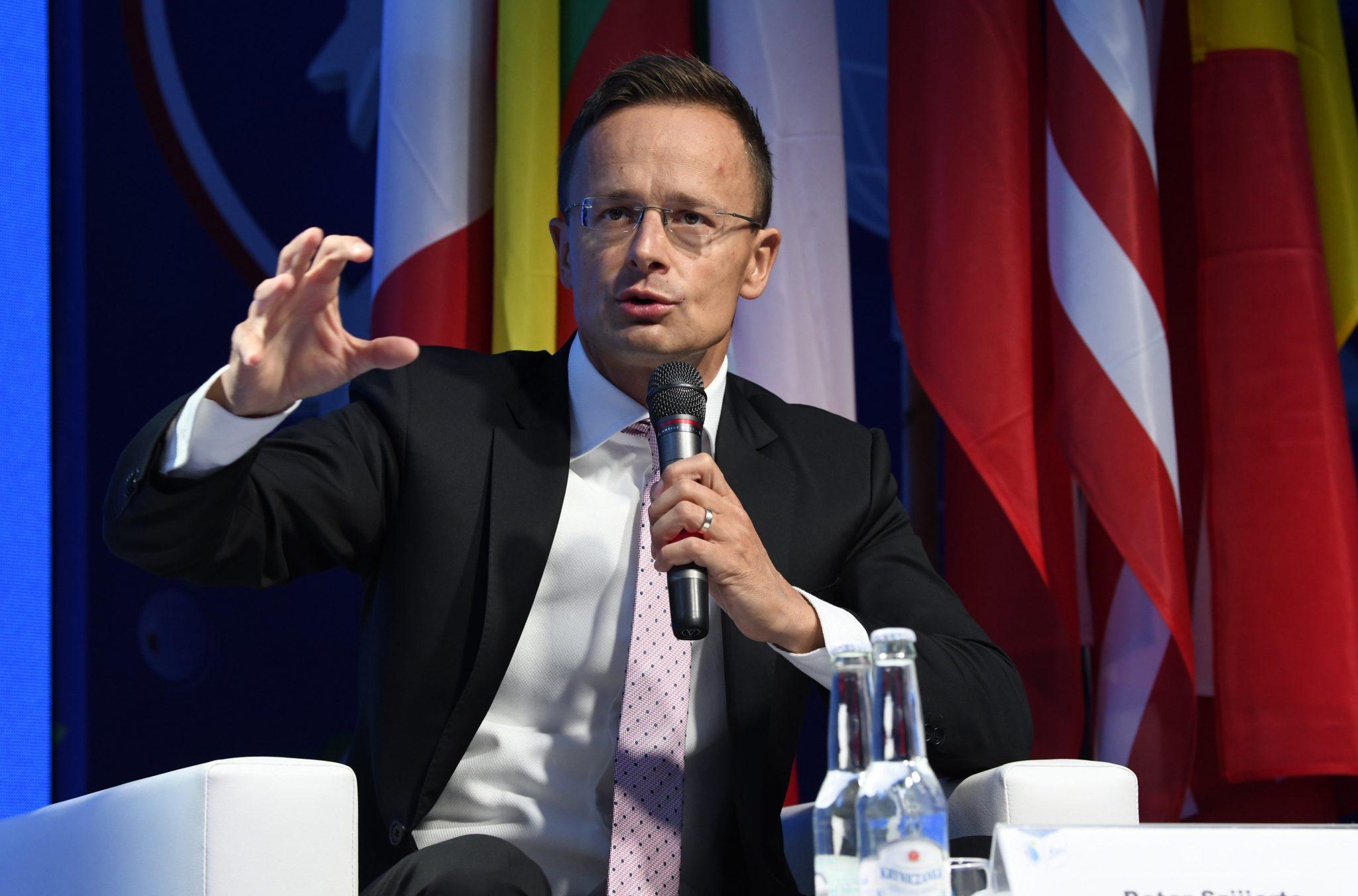 Szijjártó: West Wants to 'Break C Europe Competiteveness' through 'Socialist-Type' Proposals post's picture