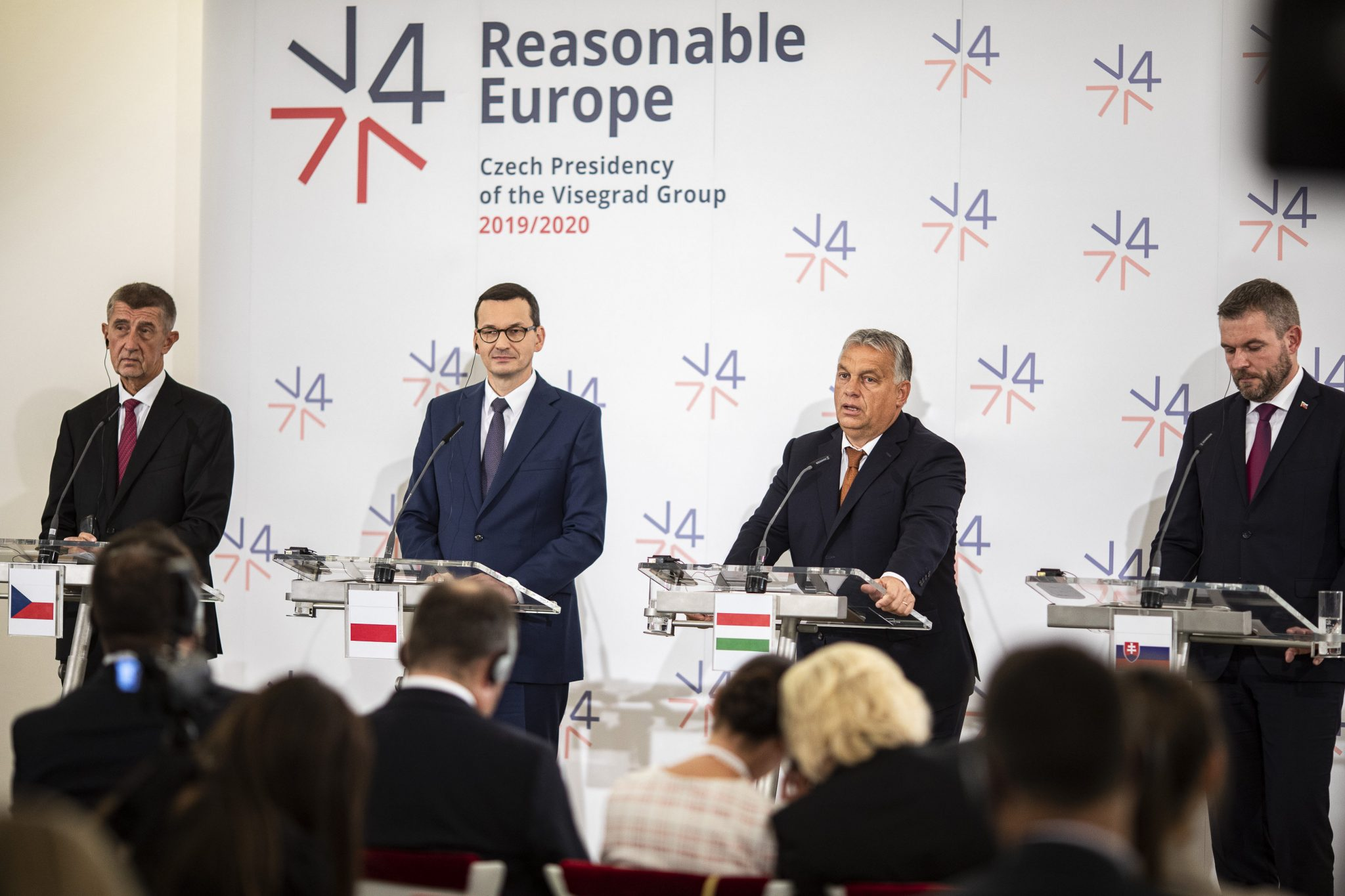 Orbán: V4's Heft in Europe Has Grown post's picture