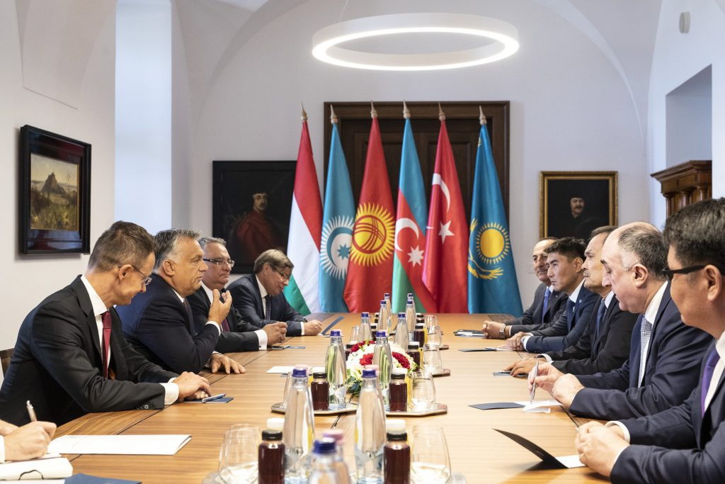 Hungary to Join Turkic Council Investment Fund post's picture