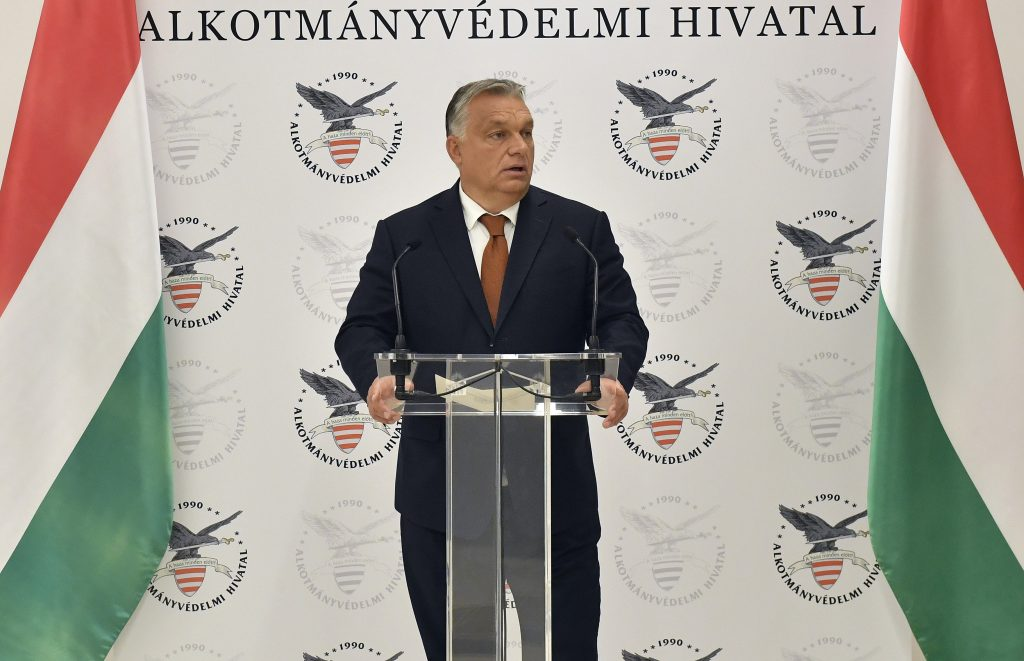 Orbán: Rival States' Growing Interest in Hungary Raises Security Awareness post's picture