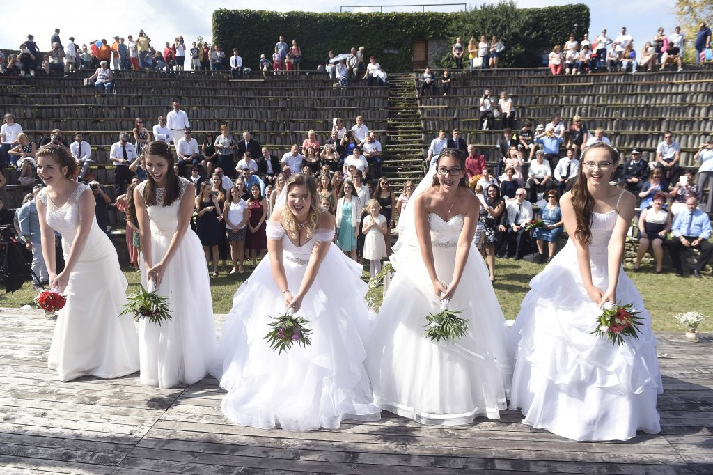 Marriages Growing at Fastest Rate for Past 30 Years post's picture