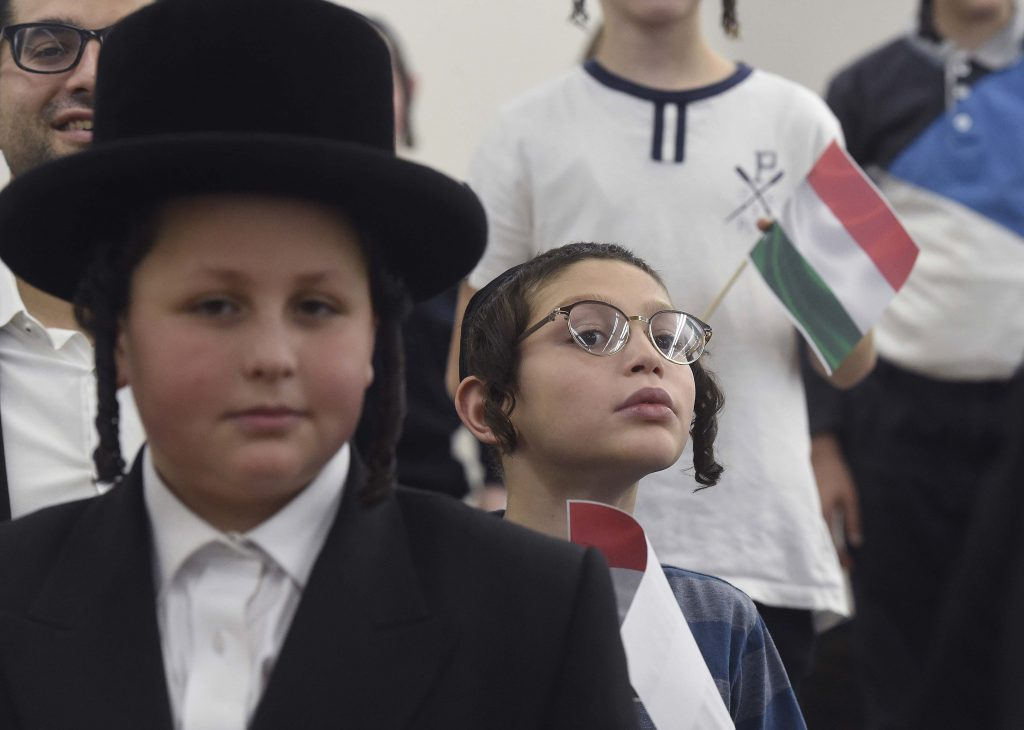 Washington Times Opinion: Hungary Safe and Welcoming for Jews post's picture
