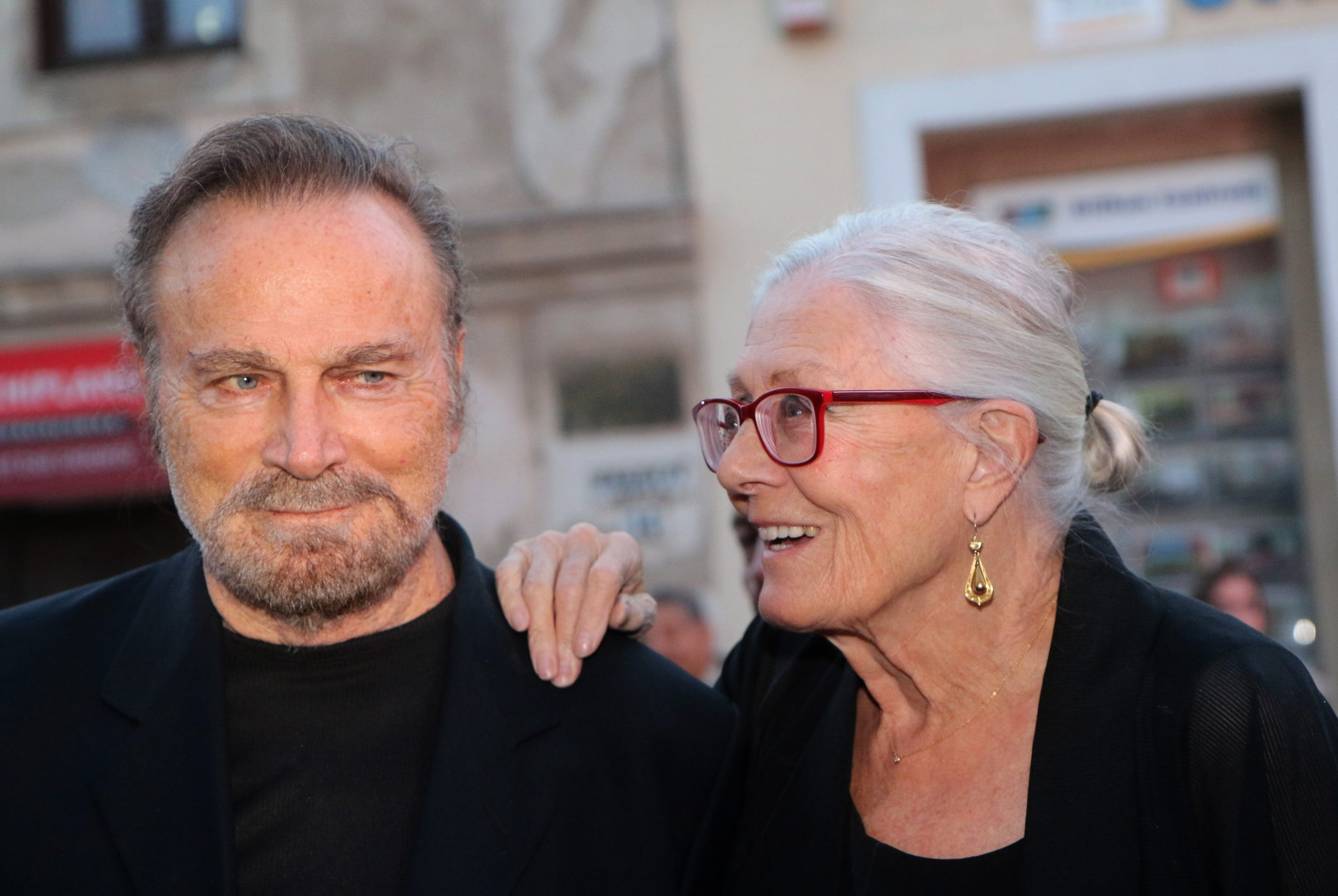 Vanessa Redgrave and Franco Nero Receives CineFest Award at Miskolc Festival post's picture