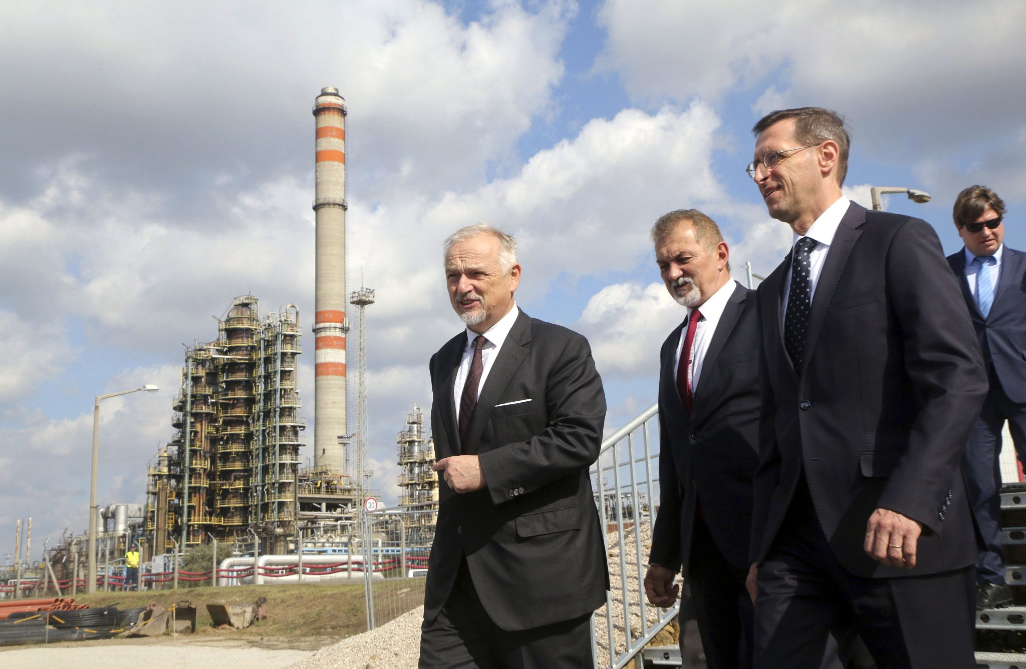 Groundbreaking Held for Mol's Polyol Plant in Tiszaújváros post's picture
