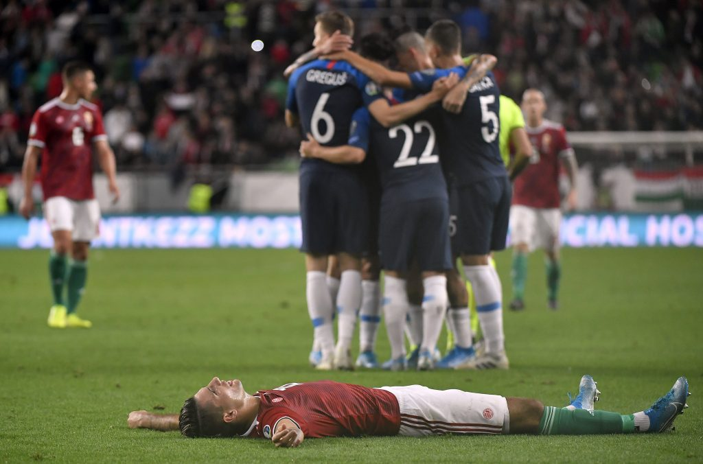 EC-Qualifiers: Hungary's Dream Drifting Away? post's picture
