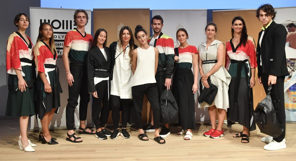 Hungarian Brand Nubu to Design Team Hungary Uniforms for Tokyo Olympics post's picture