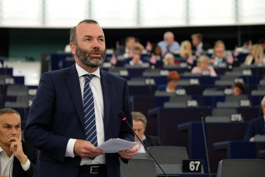 Weber Calls on European Council to Put Article 7 Proceedings on Agenda, Fidesz Agrees post's picture