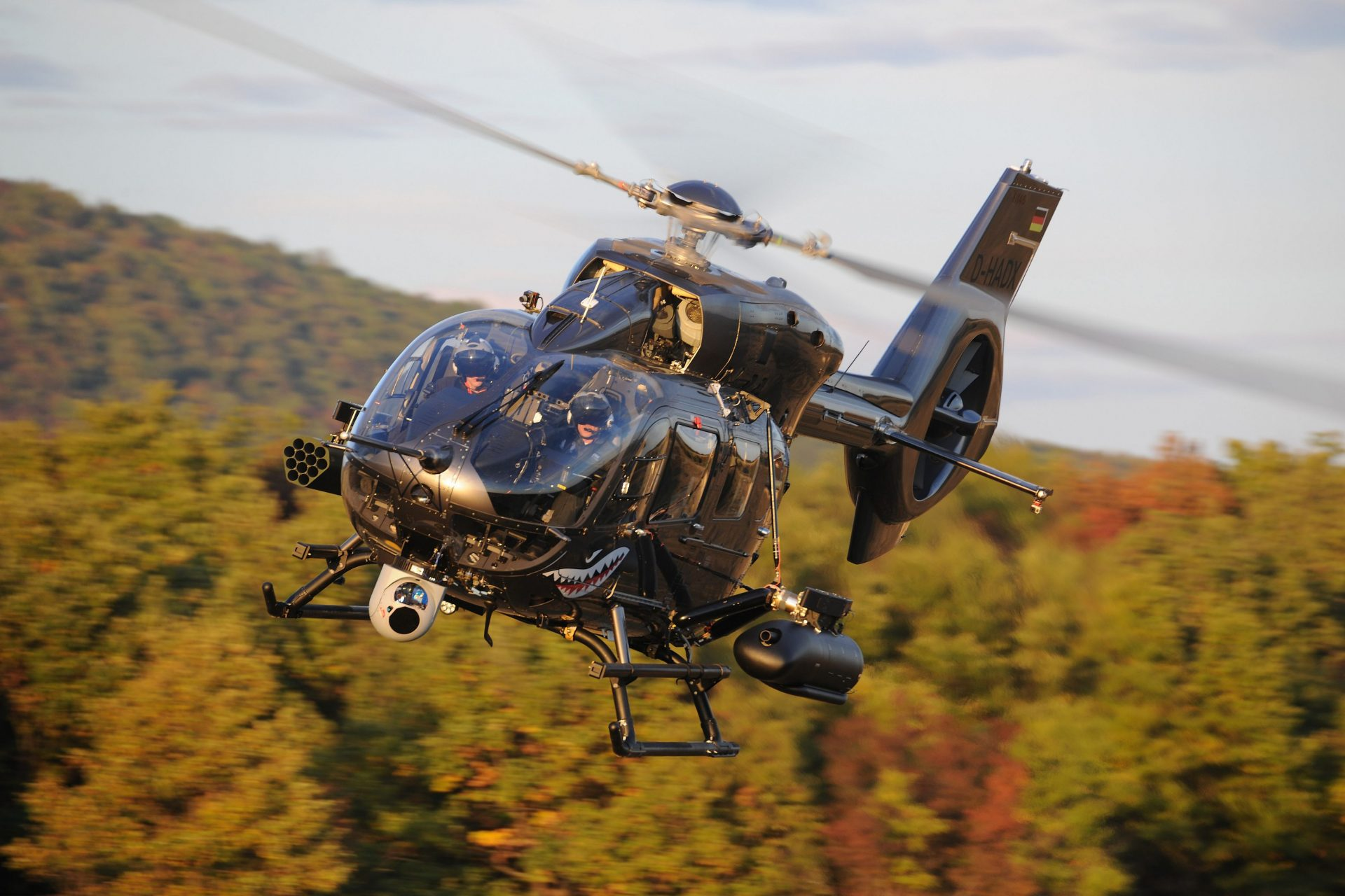 Hungarian Army to Get Four New Helicopters This Year post's picture