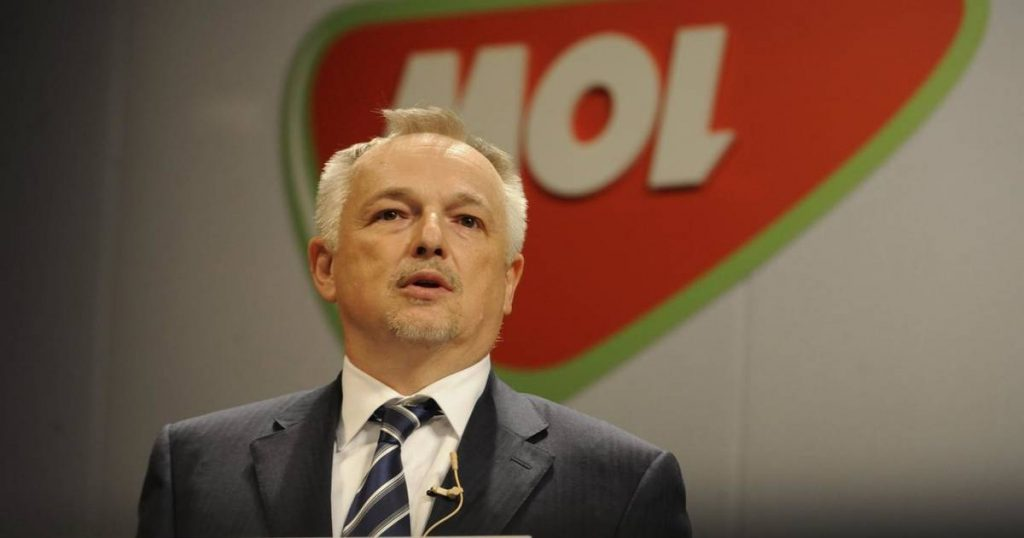 Croatia Court Finds MOL Chief Hernádi Guilty on Corruption Charges post's picture