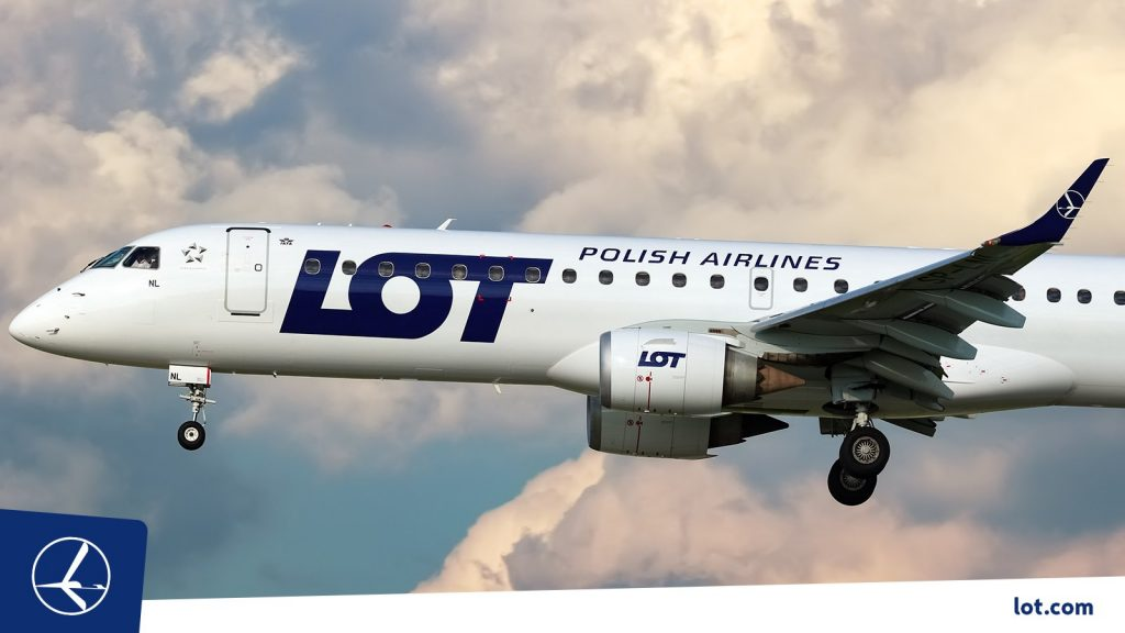 LOT to Launch Budapest-Wroclaw Flight post's picture