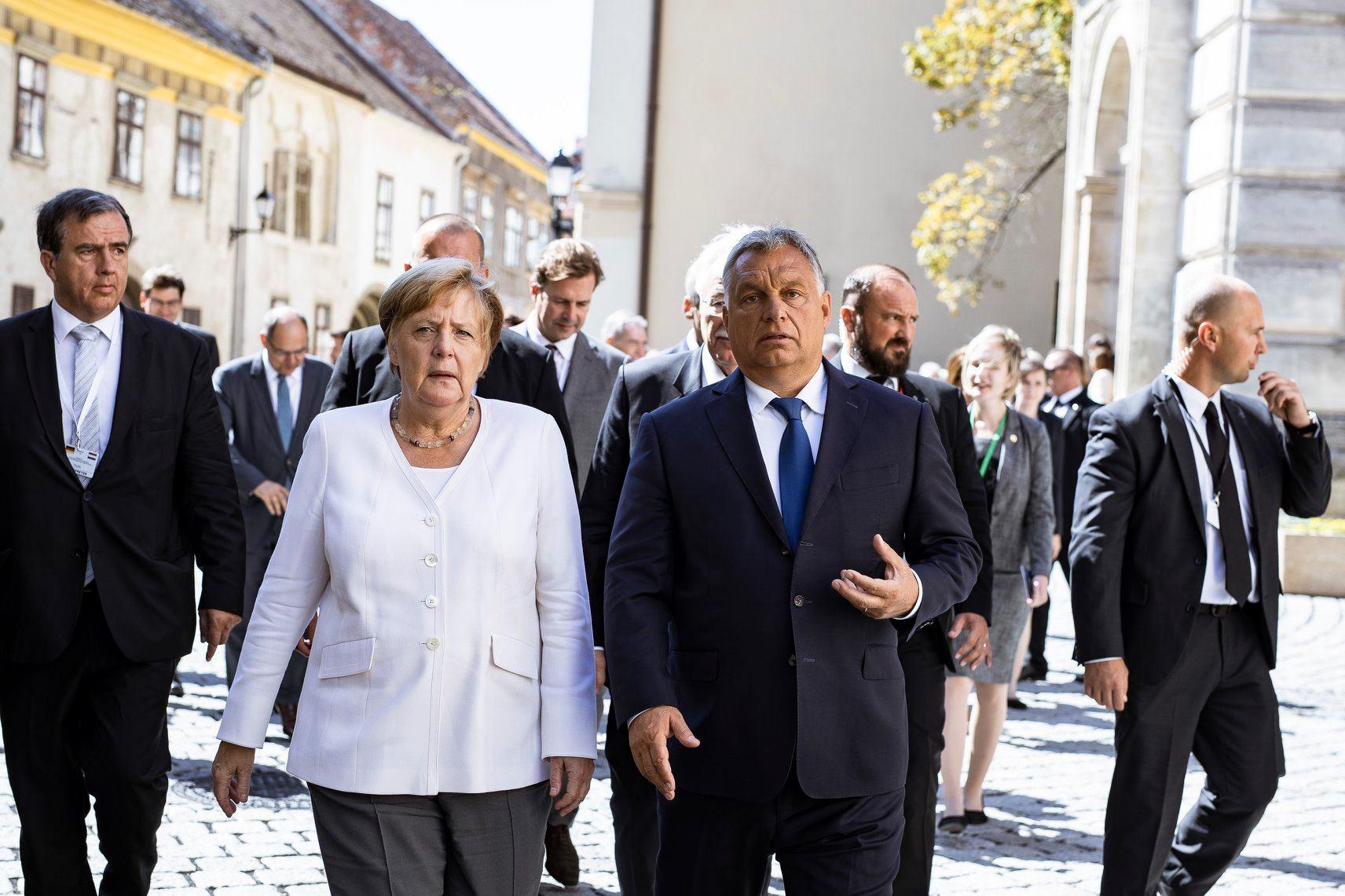 Merkel to Meet Orbán in Berlin Next Week post's picture