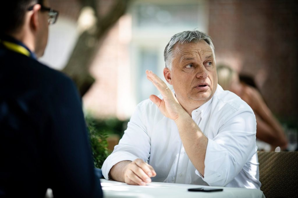 Orbán: Trócsányi's 'Crime' Was Helping Protect Hungary from Migration post's picture