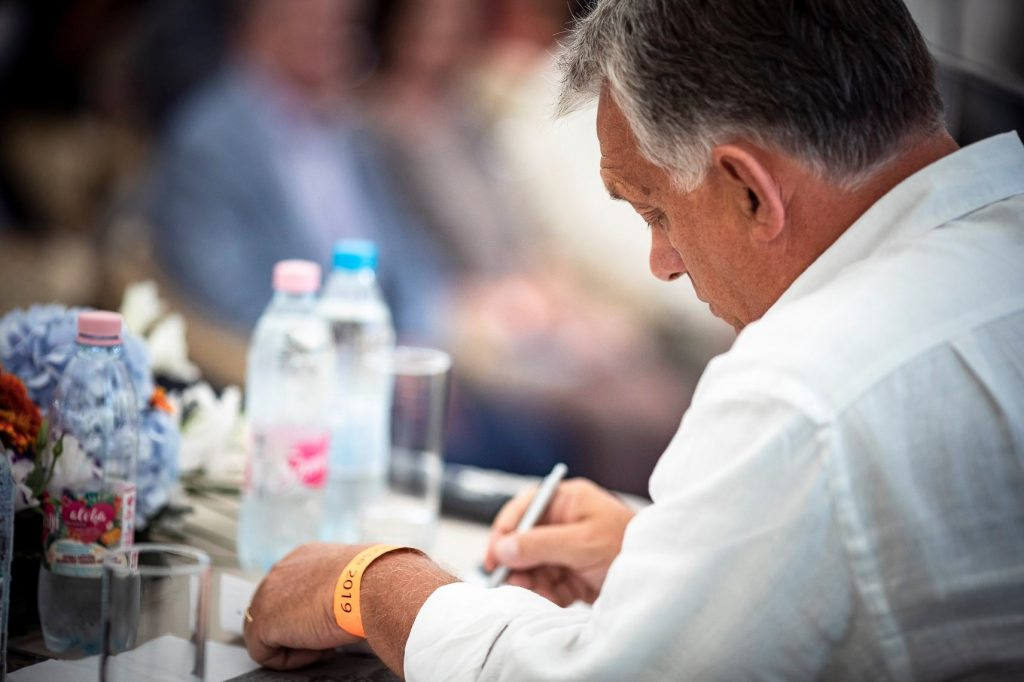 Orbán Addresses Pensioners Before Local Elections post's picture