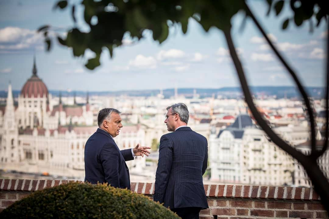Orbán: Fidesz-FPÖ Strategic Cooperation Set to Continue post's picture