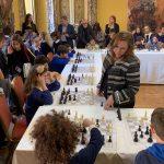 Chess Supremo Judit Polgár Preparing Kids for Guinness World Record