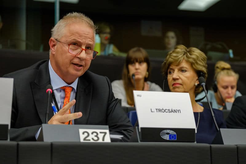 Fidesz MEP Trócsányi: Strong Europe Doesn't Exist Without Flourishing Member States post's picture
