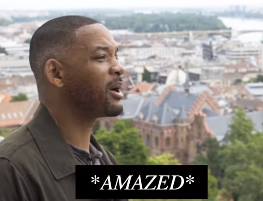 Will Smith Back in Budapest, Impressed by Bridges of the Capital post's picture