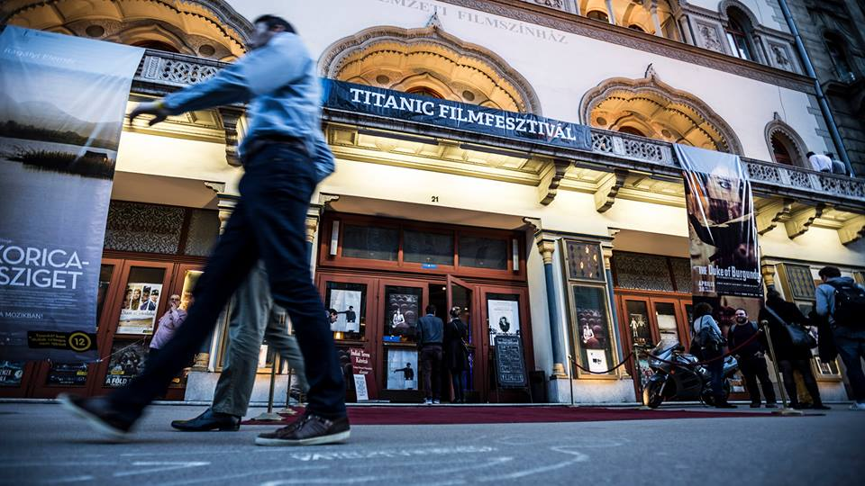 Titanic Film Festival to Start on Monday post's picture