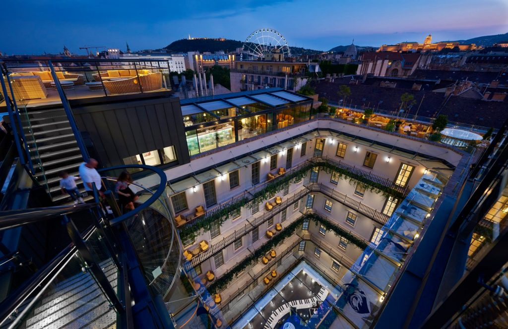Four Hungarian Hotels Among the Top 20 in Central Europe post's picture