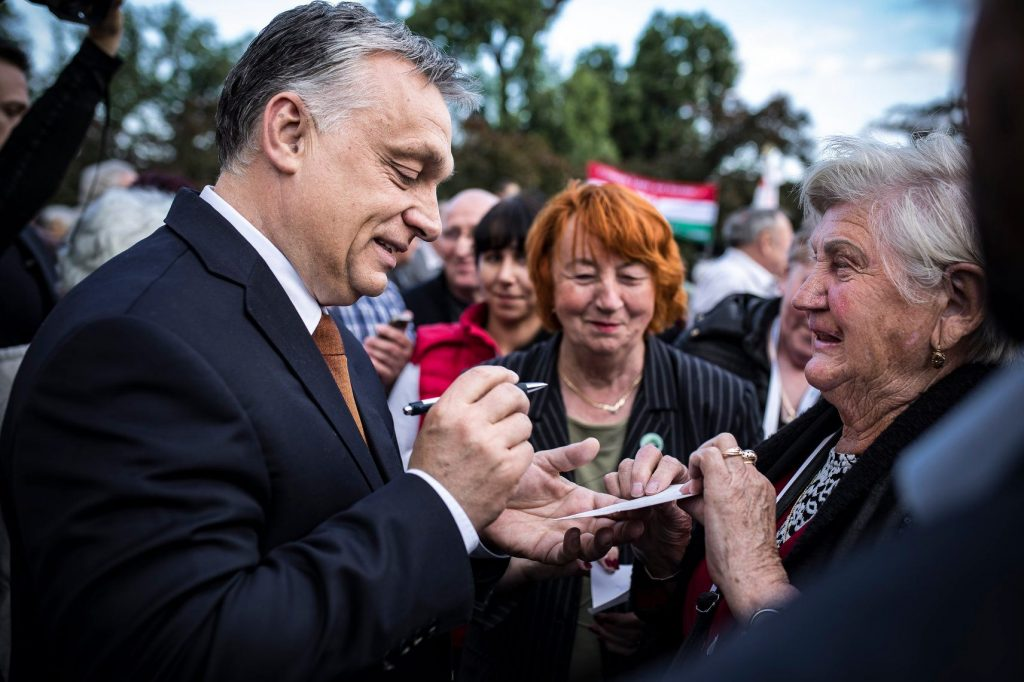 Orbán: Pensioners to Get HUF 20,160 Premium, HUF 11,000 Top-up in Nov post's picture