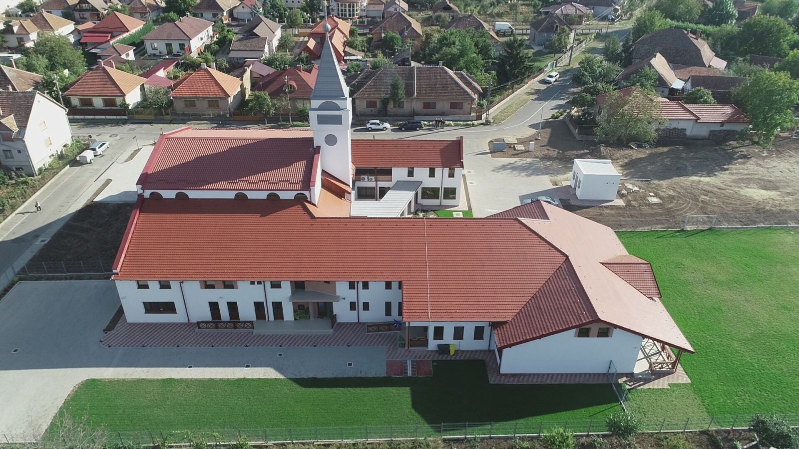 Church Centre Built with Hungarian State Support Opens in Transylvania post's picture