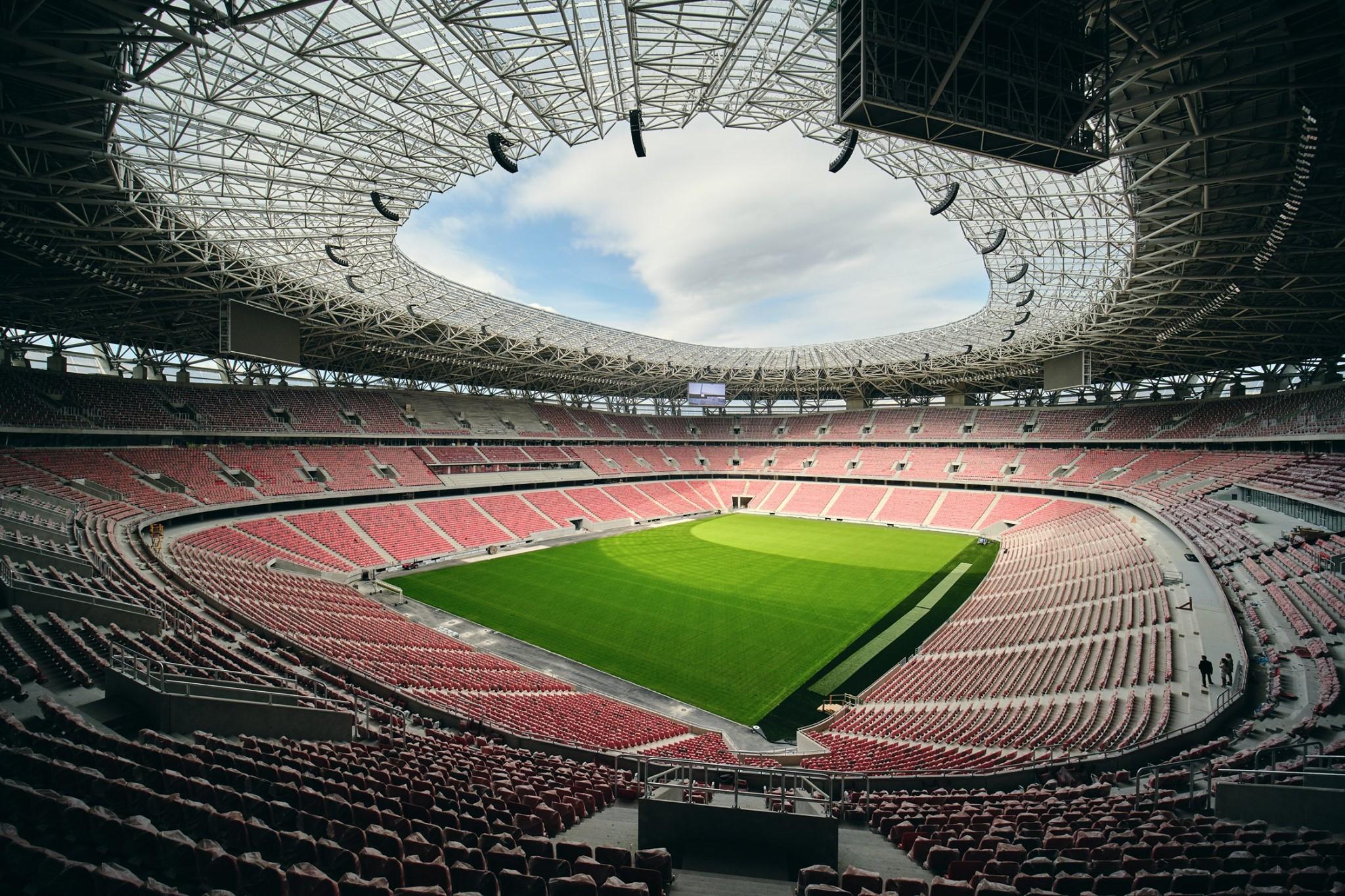 "Resultado de imagen para ferenc puskas stadium"""