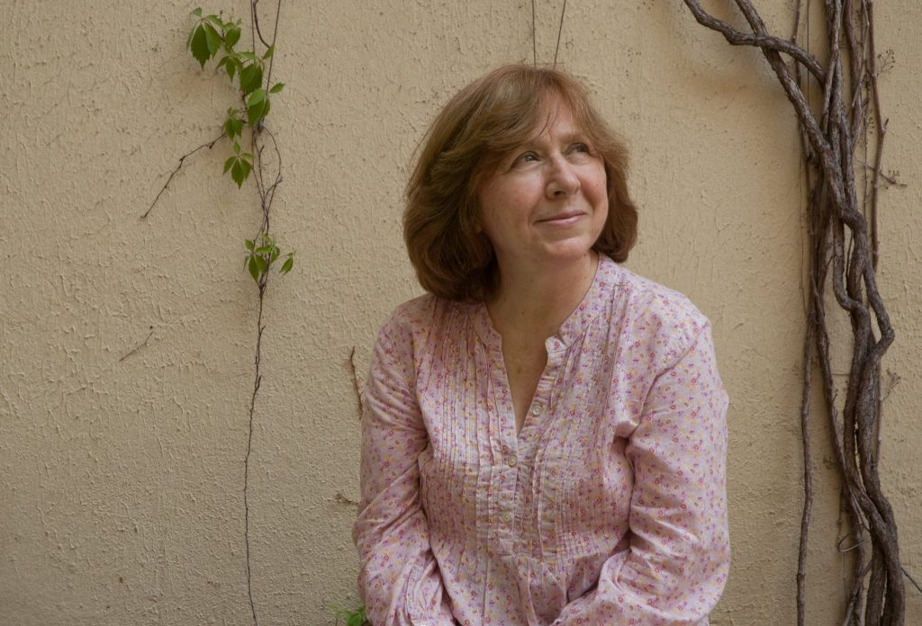 Svetlana Alexievich to Visit Budapest International Book Festival as Guest of Honor post's picture