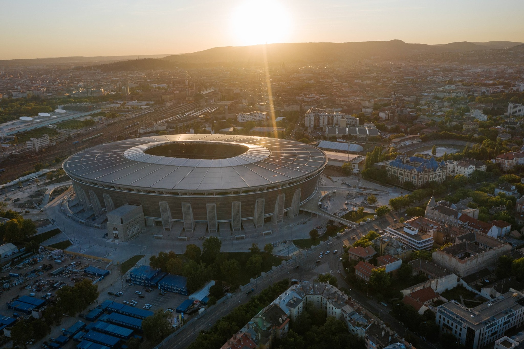 Brand New Puskás Arena Opens on Friday with Prestigious Inauguration Match post's picture
