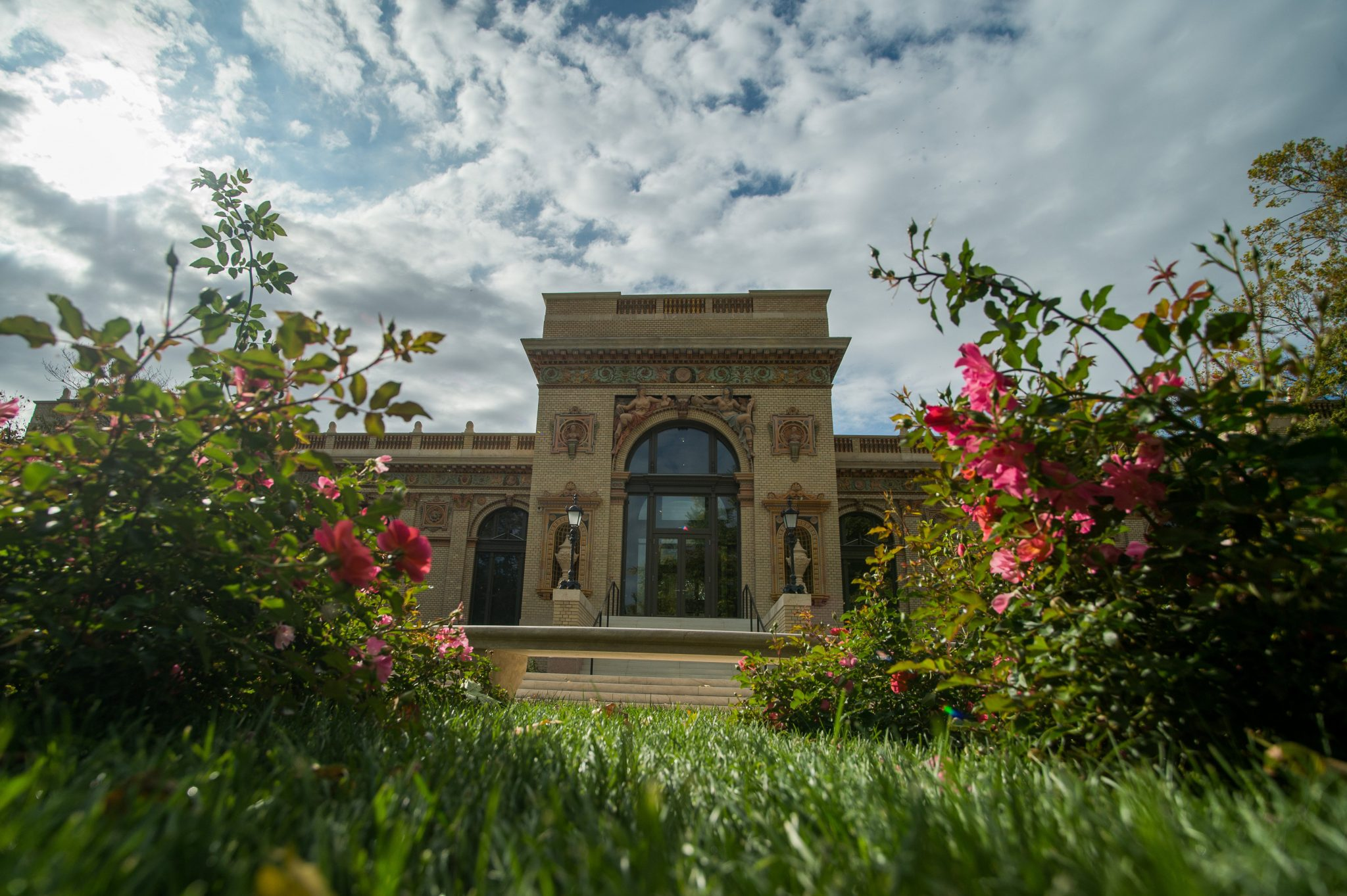Millennium House and Rose Garden Opens in City Park This Month post's picture