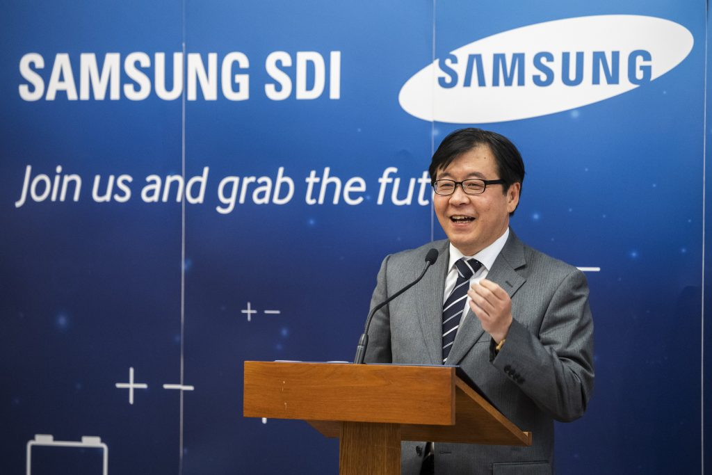 Samsung SDI Expands Battery Plant post's picture