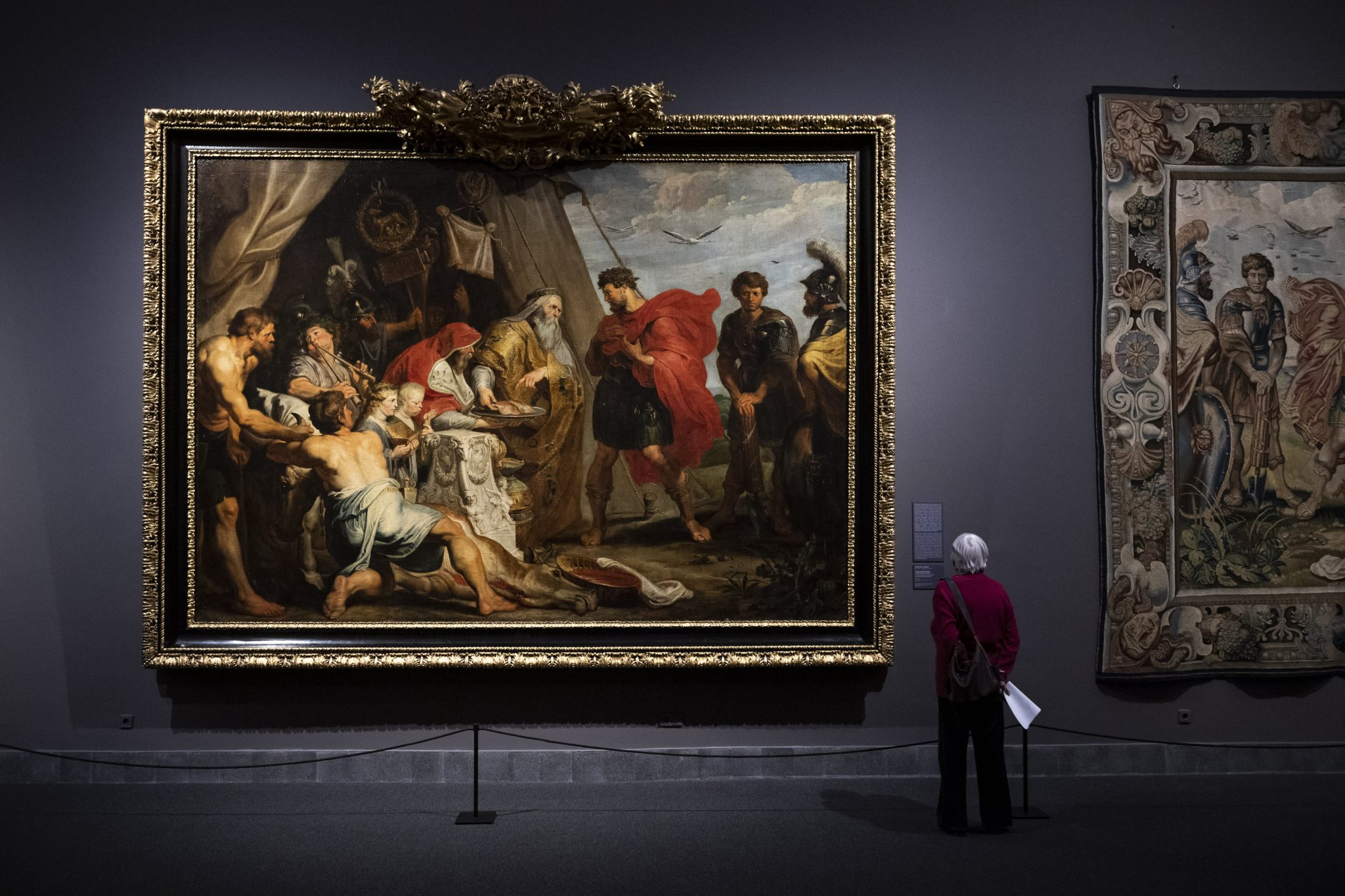 Large-scale Rubens, Van Dyck Exhibition to Open in Budapest post's picture