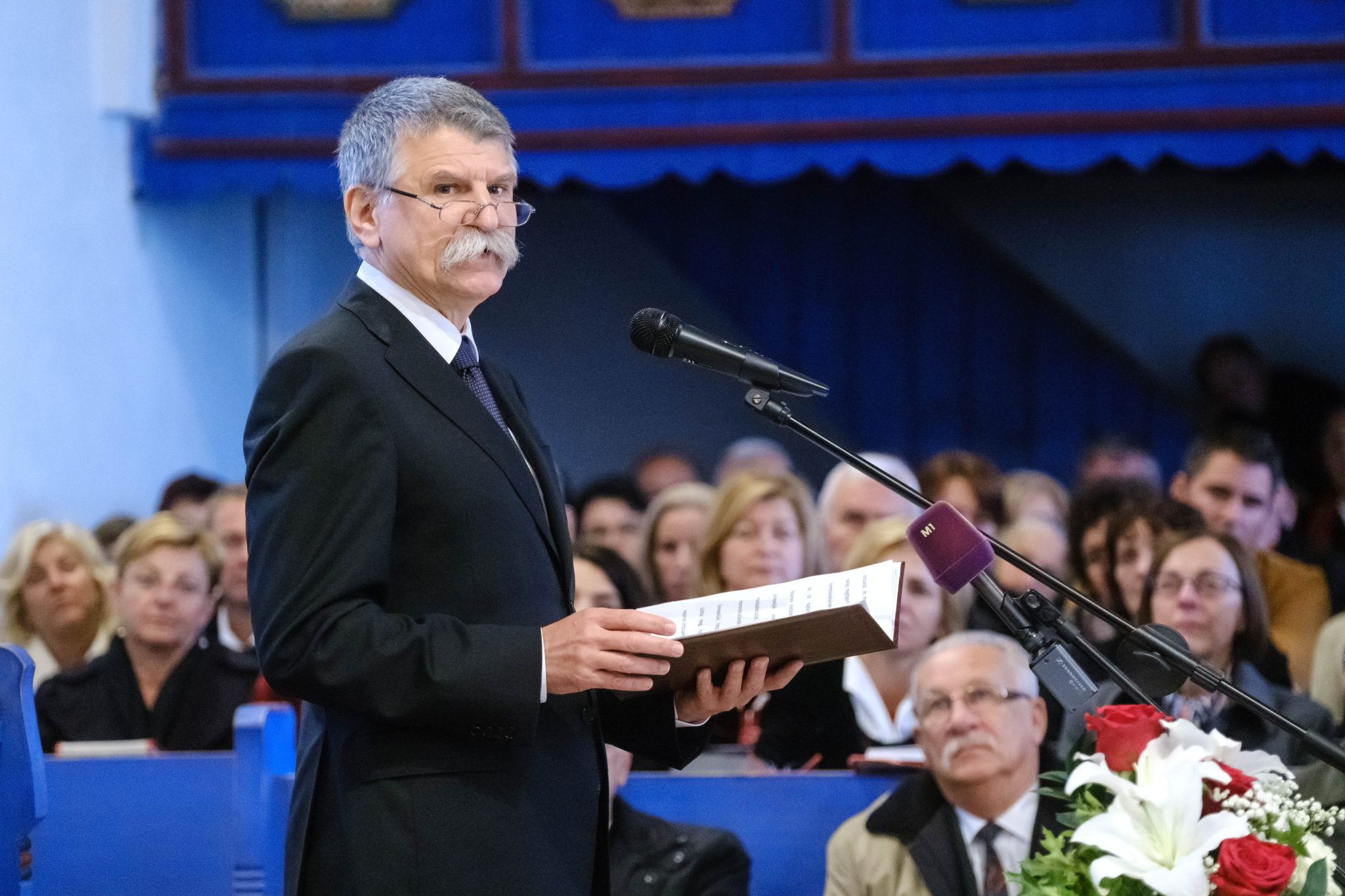 Kövér: Szeklerland Deserves 'Restitution' from Budapest and Bucharest post's picture