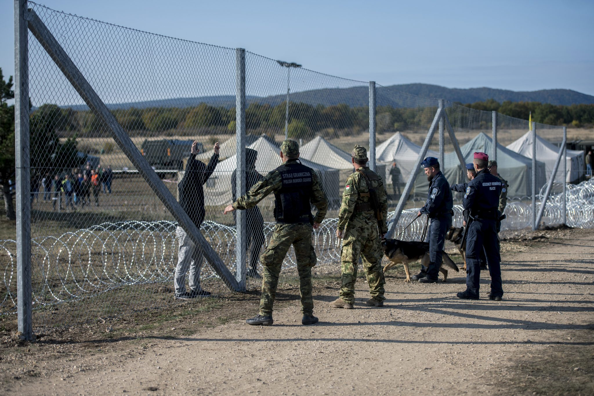 Hungary Hosts Int'l Military Exercise Aimed at Managing Migrant Crisis post's picture