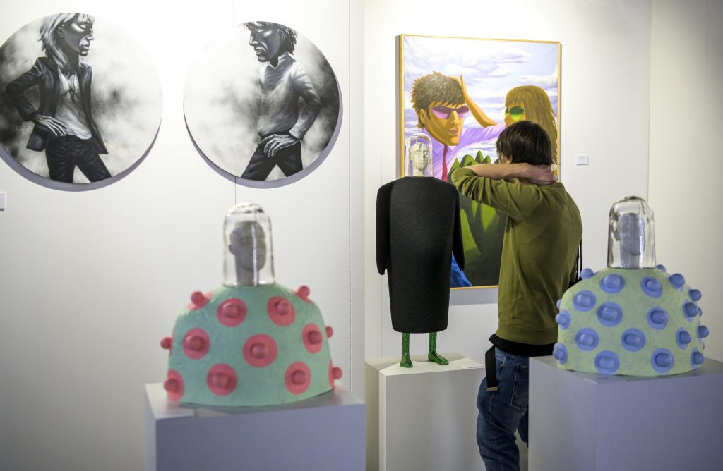 10th Art Market Budapest to Present 70 Exhibitors from 20 Countries post's picture
