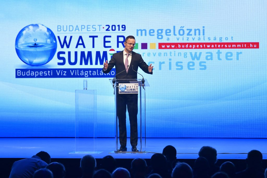 Foreign Minister: Issues around Water Link between Countries post's picture