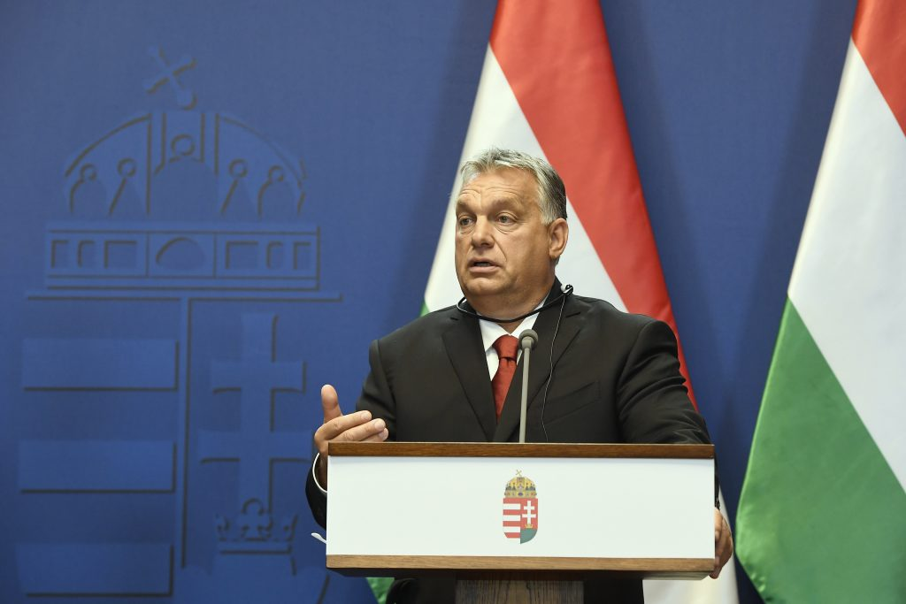 Orbán on Budapest: Gov't Had to Give Up Dreams after Change of Mayor post's picture