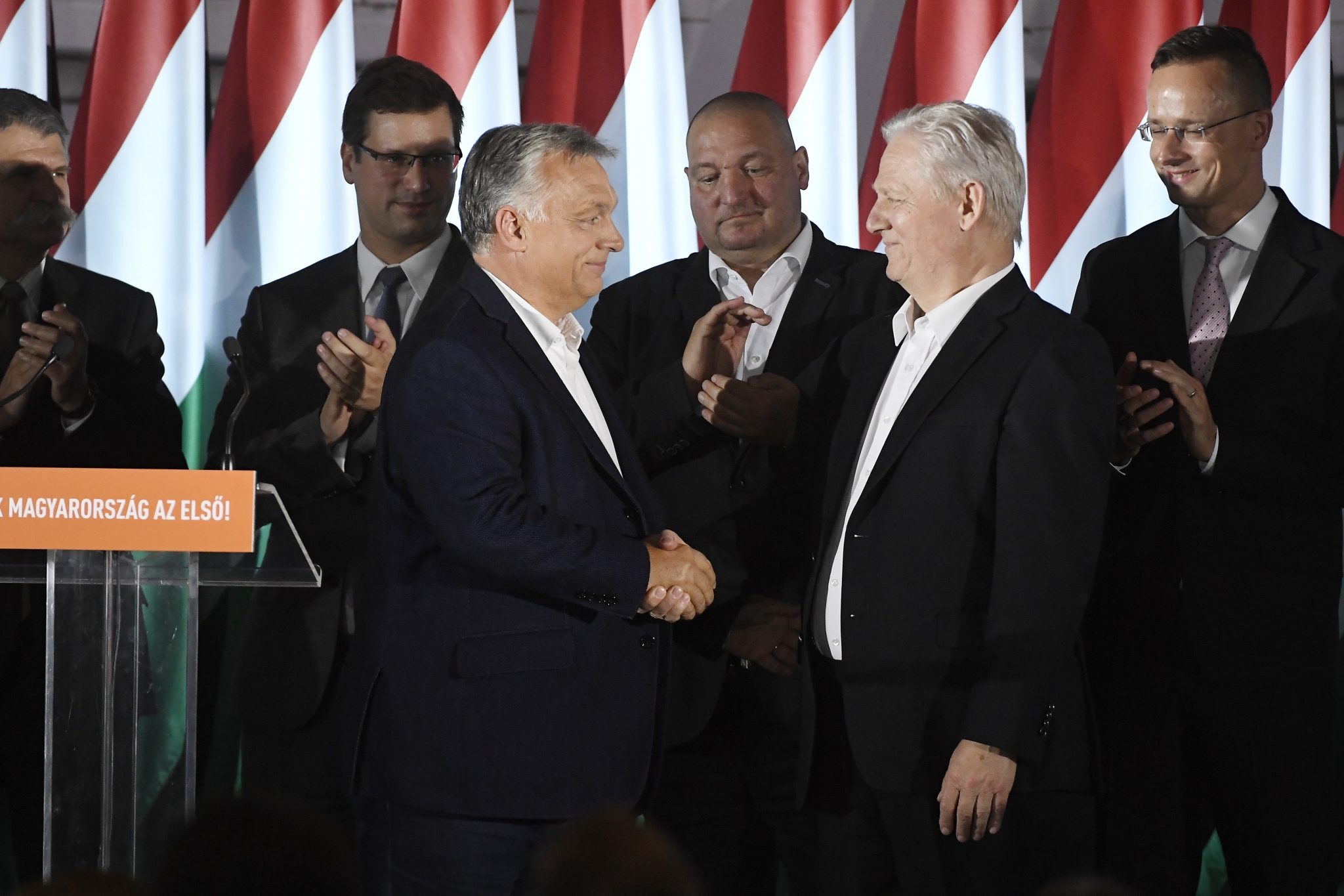 Tarlós to be Orbán's Chief Adviser but Not in Budapest Matters post's picture