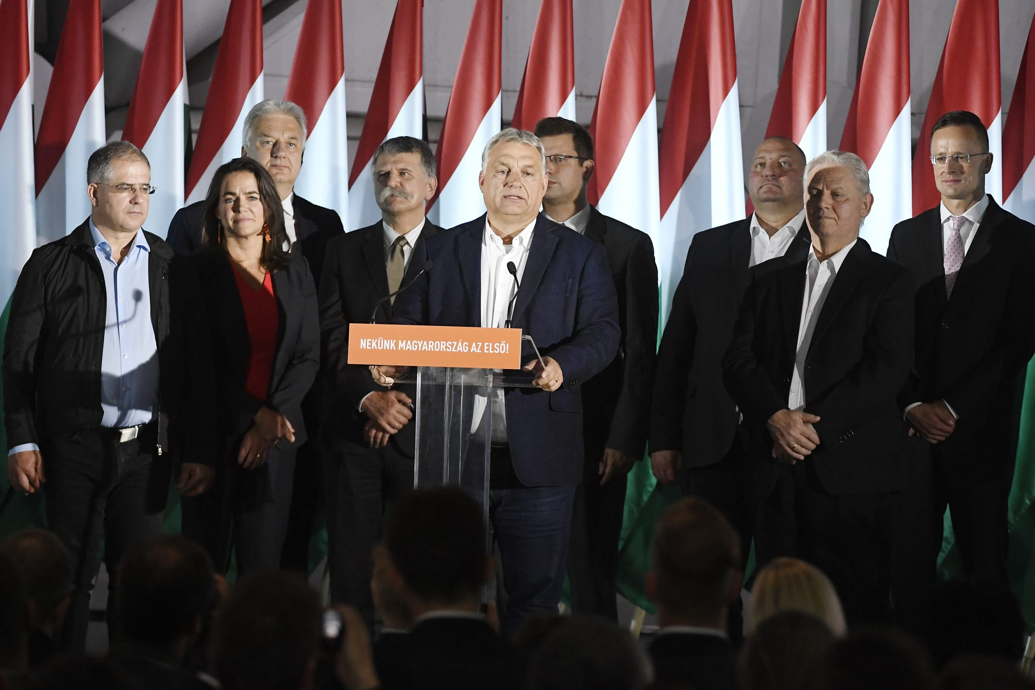 Orbán: Fidesz-KDNP Still Hungary's Strongest Force post's picture